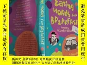 二手書博民逛書店eating罕見worlds for breakfast 早餐吃世界..Y200392