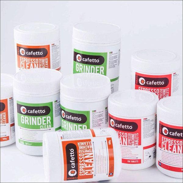 《現貨立即購》CAFETTO E29760 磨豆機 咖啡油脂清潔錠 (450g/日本製)