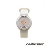 Radarcan。R-100時尚型驅蚊手環PLUS升級版(四色可選)象牙白