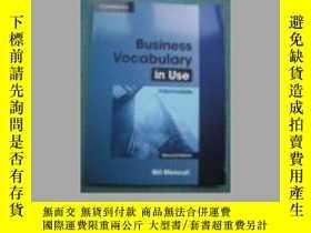 二手書博民逛書店Business罕見Vocabulary in Use: Int