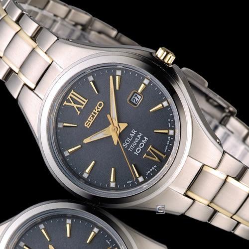 精工 SEIKO Solar 經典之選時尚腕錶 V137-0BG0KS SUT275P1