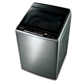 Panasonic國際牌15KG變頻溫水nanoeX防鏽洗衣機NA-V150GBS-S