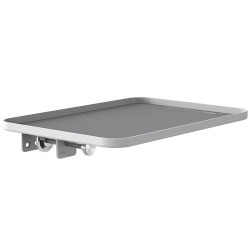 MonitorMate ProSHELF 鋁合金隨手置物平台 白色