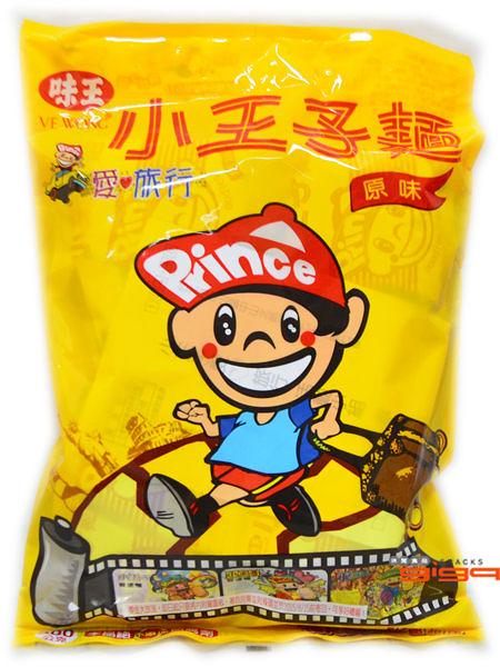 【吉嘉食品】味王小王子麵(原味) 每包300公克 [#1]{4232}