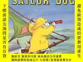 二手書博民逛書店The罕見Sailor Dog (A Little Golden Book)-水手狗(一本金色的小冊子)Y34