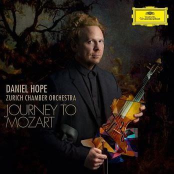 丹尼爾霍普 莫札特音樂之旅 CD Daniel Hope Journey To Mozart 免運 (購潮8)