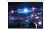 廣聚科技 ES-120W 120吋電動投影銀幕
