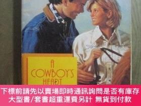 二手書博民逛書店A罕見COWBOY S HEARTY10980 A COWBOY S HEART A COWBOY S HEA