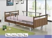 電動床/電動病床/ 醫療器材床(鋼板結構 承重加強)三馬達床 LM-WJ88 優雅風格 木飾造型板 贈好禮