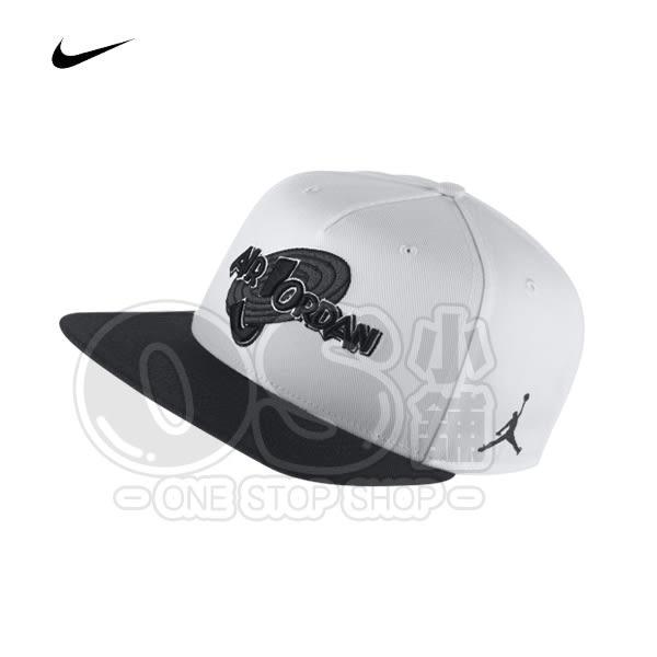 (現貨) Nike AIR JORDAN 棒球帽 836413-100 白色 SPACE JAM SNAPBACK AJ11 (平日天天出貨)