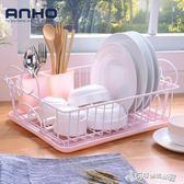 瀝水架 碗筷瀝水架 單層廚房碗櫃收納籃盤子筷子置物架子 瀝水籃碗 Cocoa IGO