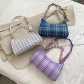 夏天小包包2020新款潮女包單肩包法式腋下包法棍包網紅百搭斜背包 設計師生活百貨
