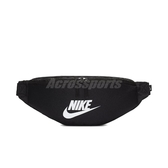 Nike 腰包 Heritage Waist Bag 黑 白 男女款 運動休閒 【PUMP306】 CK0981-010