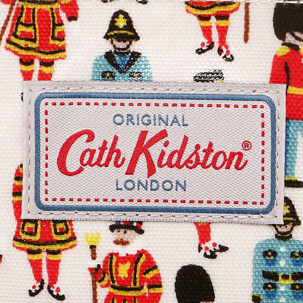 *禎的家* 英國名牌 Cath Kidston  防水A4購物袋 *皇家衛兵 新款到貨 NEW