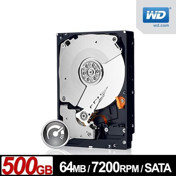 WD5003AZEX 黑標 500GB 3.5吋SATA硬碟 下單請先詢問貨源