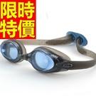 泳鏡-游泳比賽防霧浮潛蛙鏡1色56ab7【時尚巴黎】