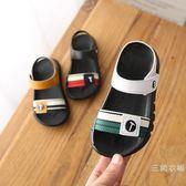 寶寶涼鞋男童1-3歲夏季裝小童透氣網鞋軟底防滑嬰兒鞋子女童沙灘鞋2