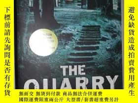 二手書博民逛書店英文原版罕見The Quarry by Johan Theori