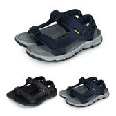 LOTTO 男輕履織帶運動涼鞋(海邊 戲水 健走鞋≡體院≡ LT0AMS167
