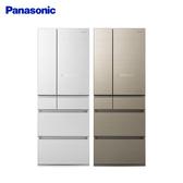Panasonic 國際牌 日製六門550L變頻電冰箱NR-F555HX- *免費基安+舊機回收*