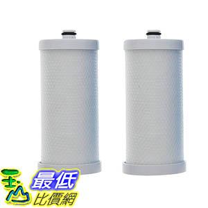 [106美國直購] 2 Frigidaire WFBC Refrigerator Water Purifier Filter, Part # 5303917752, RF-200, RC-200, RC-101