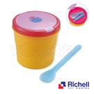 利其爾 Richell 可愛寶寶便當盒(附匙)