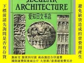 二手書博民逛書店【罕見】Early Indian Secular Archite