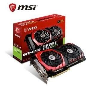 【台中平價鋪】 全新 MSI 微星 GTX 1070 Ti GAMING 8G PCI-E顯示卡 三年保固