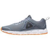 Reebok HEXAFFECT RUN 5.0 男 輕量 灰 白 路跑 慢跑鞋 BD4698