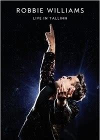 羅比威廉斯 就是王道巡迴現場 DVD(購潮8)