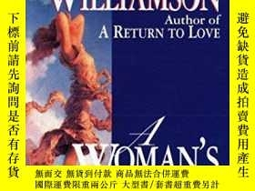 二手書博民逛書店A罕見Woman s WorthY256260 Williamson, Marianne Ballantine