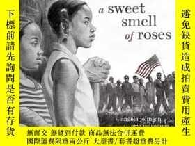 二手書博民逛書店A罕見Sweet Smell of RosesY362136 Photograph by Roz... Sim