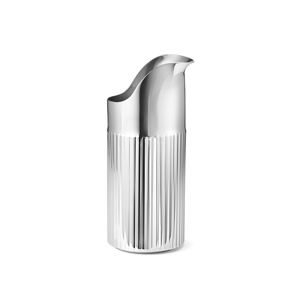 丹麥 Georg Jensen Bernadotte Creamer 喬治傑生 瑞典王子系列 不鏽鋼 奶罐