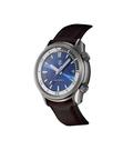 【ZELOS】/時尚摩登錶(男錶 女錶 Watch)/STEEL BLUE/台灣總代理原廠公司貨兩年保固