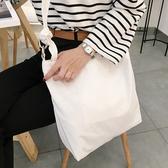 #帆布袋#手提包#帆布包 手提袋 環保購物袋--斜背
