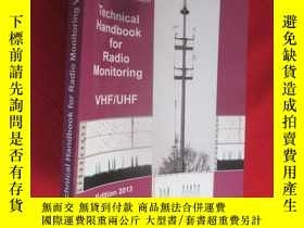 二手書博民逛書店Technical罕見Handbook for Radio Mo
