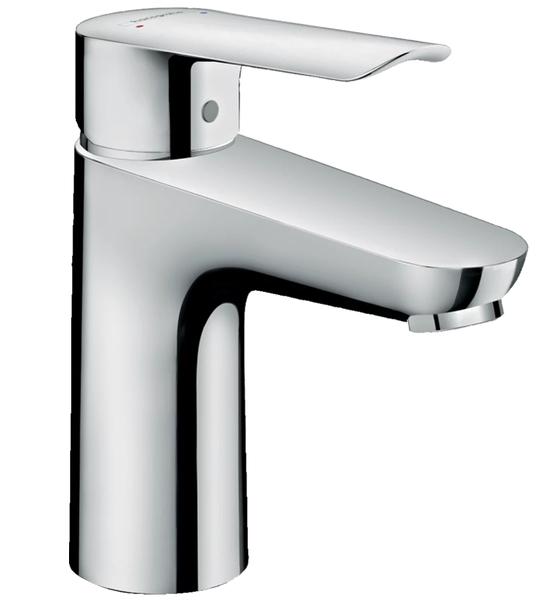【麗室衛浴】 德國hansgrohe 71161/71160 德國品牌高級臉盆龍頭Logis-E鉻色