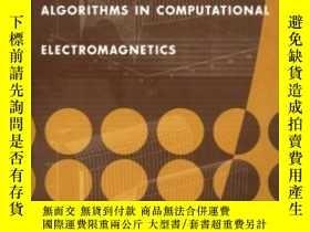 二手書博民逛書店Fast罕見And Efficient Algorithms In Computational Electroma