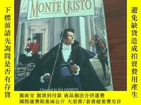 二手書博民逛書店The罕見count of monte cristoY31474