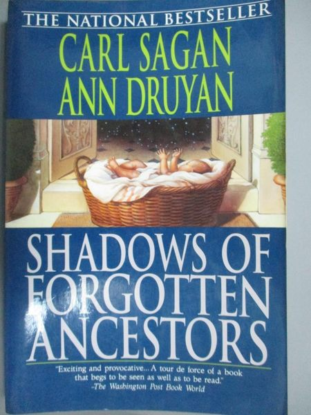 【書寶二手書T6/歷史_ZJN】Shadows of Forgotten Ancestors: A Search for