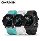Garmin Forerunner 245MGPS腕式心率音樂跑錶天藍色