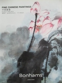 【書寶二手書T6/收藏_ZJJ】Bonhams_Fine Chinese Paintings_2015/5/31