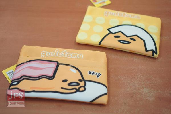蛋黃哥 四方筆袋 (黃點點)