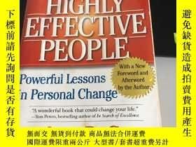 二手書博民逛書店highly罕見effective peopleY280165