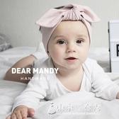 嬰兒發帶韓國寬蝴蝶結公主兒童女寶寶0-12個月新生兒滿月ins頭飾【東京衣秀】