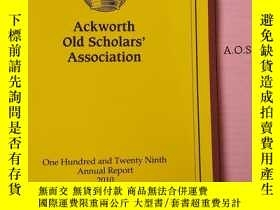 二手書博民逛書店Ackworth罕見Old scholars AssociationY247009 看圖 看圖 出版2010
