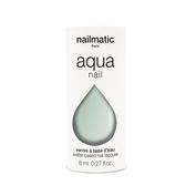 法國 Nailmatic 水系列經典指甲油-Lee 清雅綠-8ml