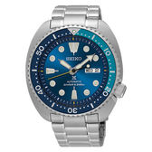 SEIKO 精工 Prospex 藍水鬼 防水 潛水錶 機械錶 男錶 4R36-06A0B(SRPB11J1)
