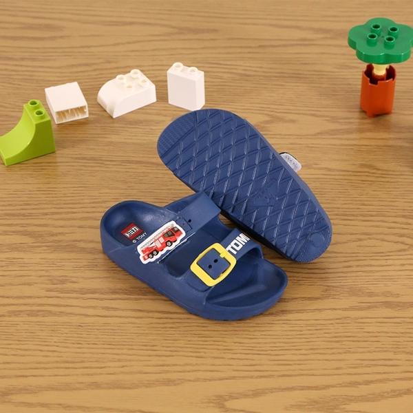 男童 TOMICA 多美小汽車 1846 超輕量拖鞋 休閒拖鞋 防水拖鞋 兒童拖鞋 59鞋廊