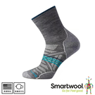 【SmartWool 美國 女Phd戶外輕量減震中筒襪《中性灰》】SW001309/排汗襪/保暖襪/中長襪/運動襪